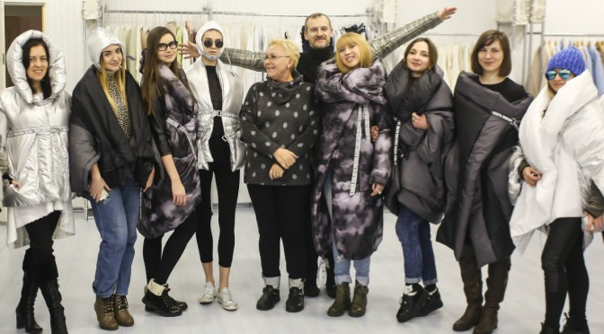 Людмила Кисленко раскрыла тайну коллекции FW 17/18, не дожидаясь показа